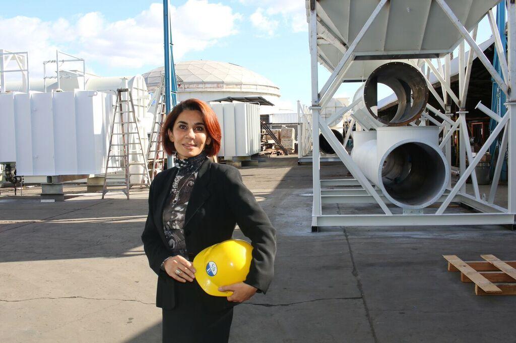Anoosheh Oskouian - Woman of the Year Award