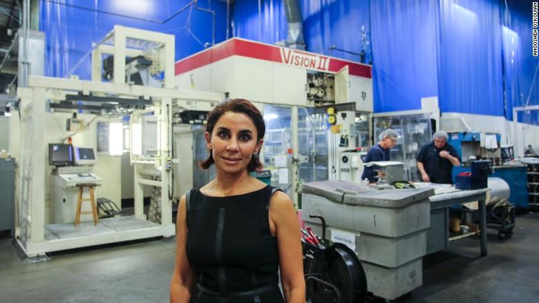 SSE President - Anoosheh Oskouian