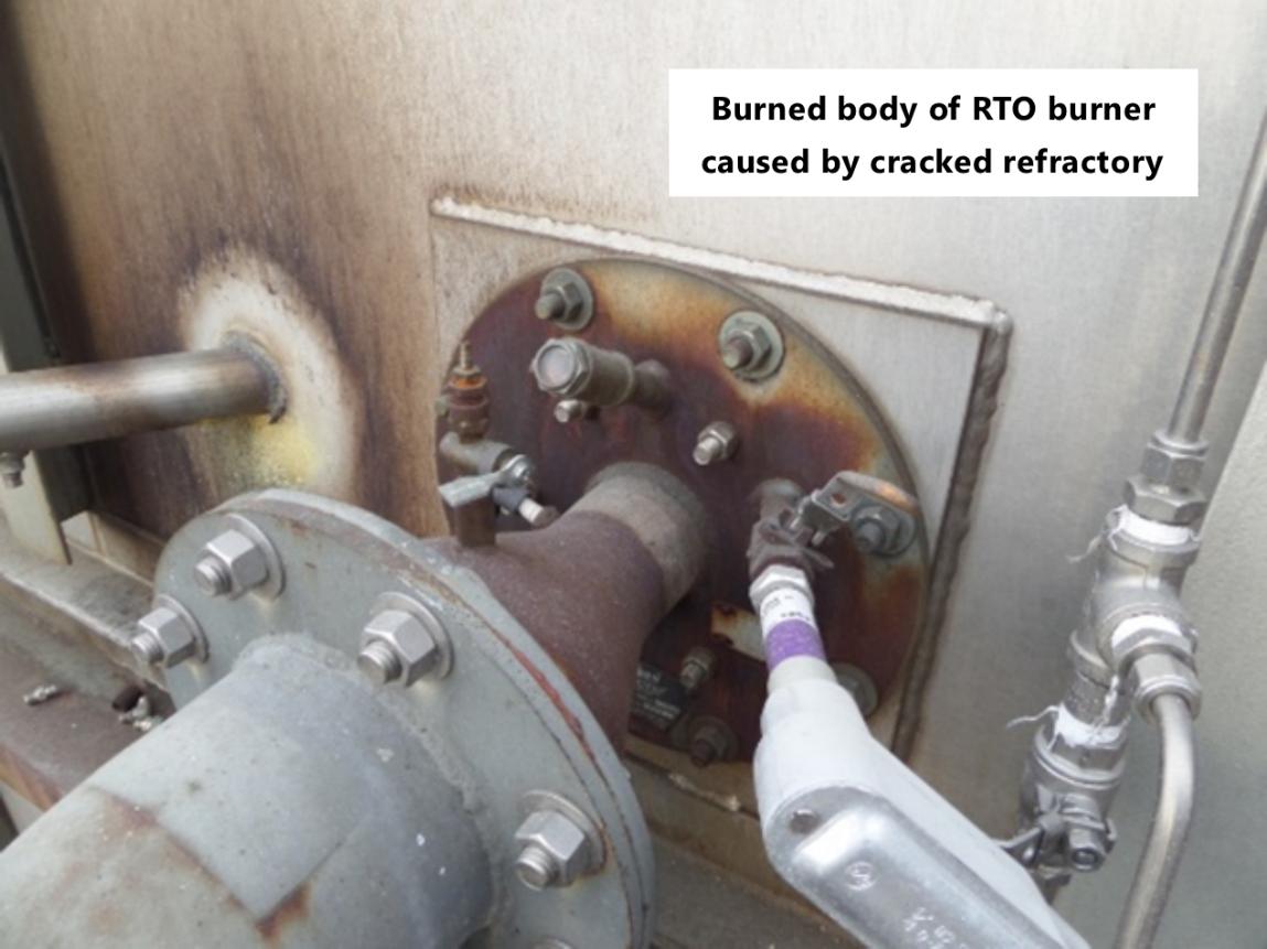 RTO Burner Inspections