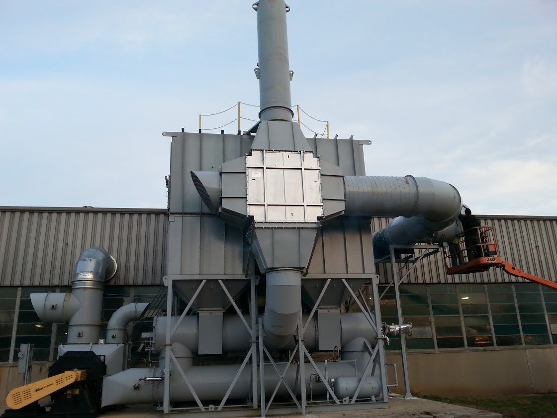 RTO and Secondary Heat Recovery