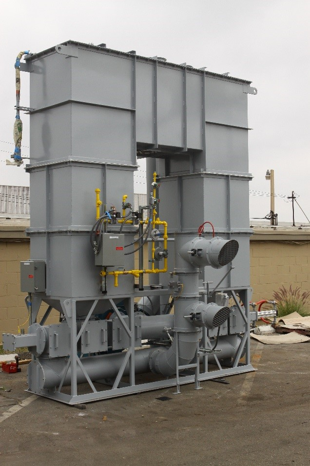 Technical News - Better Air Pollution Control System for Typical ...