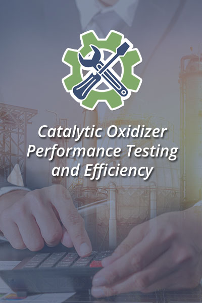 Catalytic Oxidizer