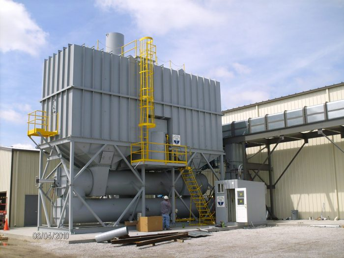 Industry Air Pollution Abatement Systems| Pollution Control Equipment :