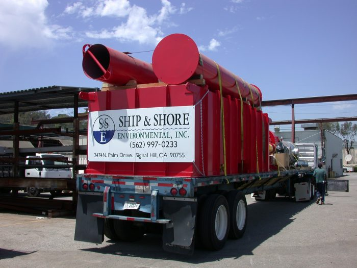 Air Pollution Control System Supplier