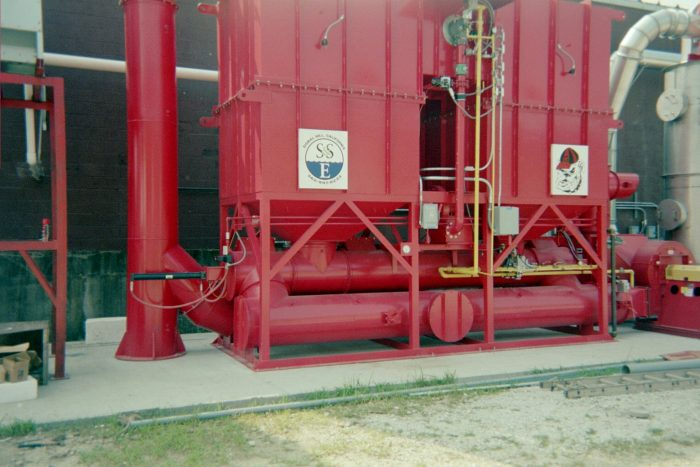 Used Air Pollution Control Equipment