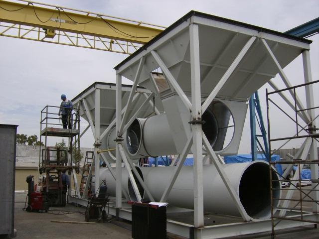 VOC Thermal Oxidizer