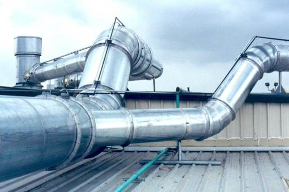 Emission Control Pipes