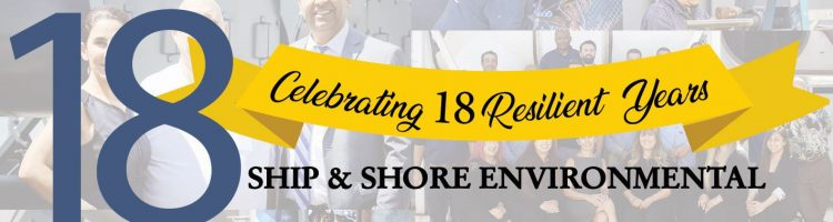 Ship & Shore Celebrating 18 Resilient Years