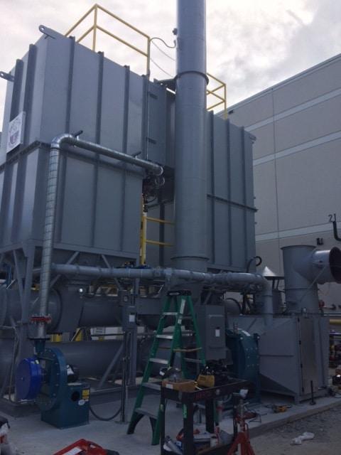 Regenerative Thermal Oxidizer - 10,000 SCFM