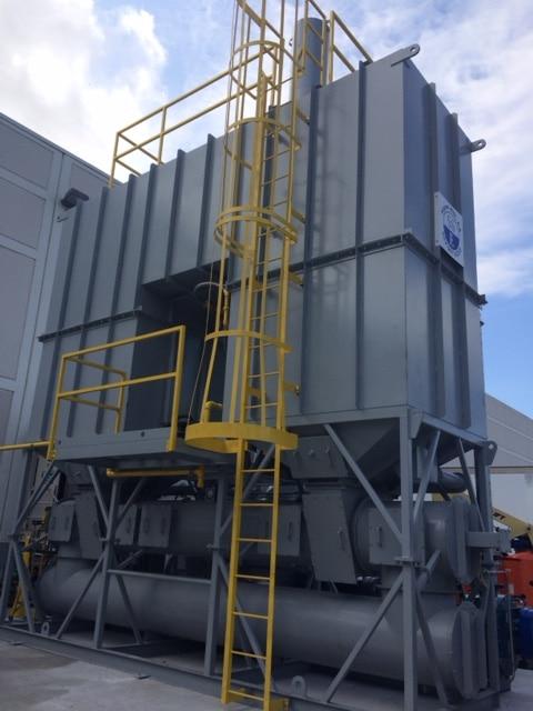 Regenerative Thermal Oxidizer (RTO) - 10,000 SCFM