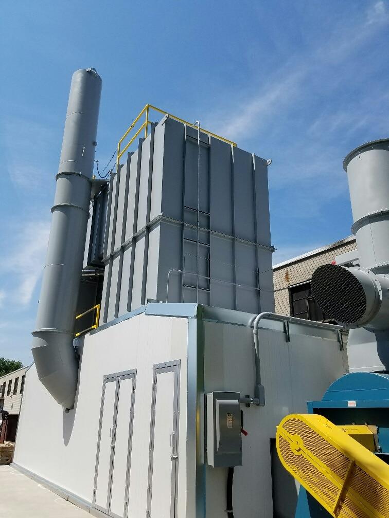 Regenerative Thermal Oxidizer - 20,000 SCFM
