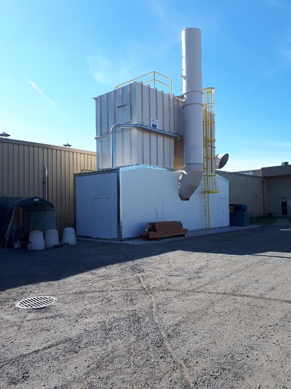 Regenerative Thermal Oxidizer - 33,000 SCFM