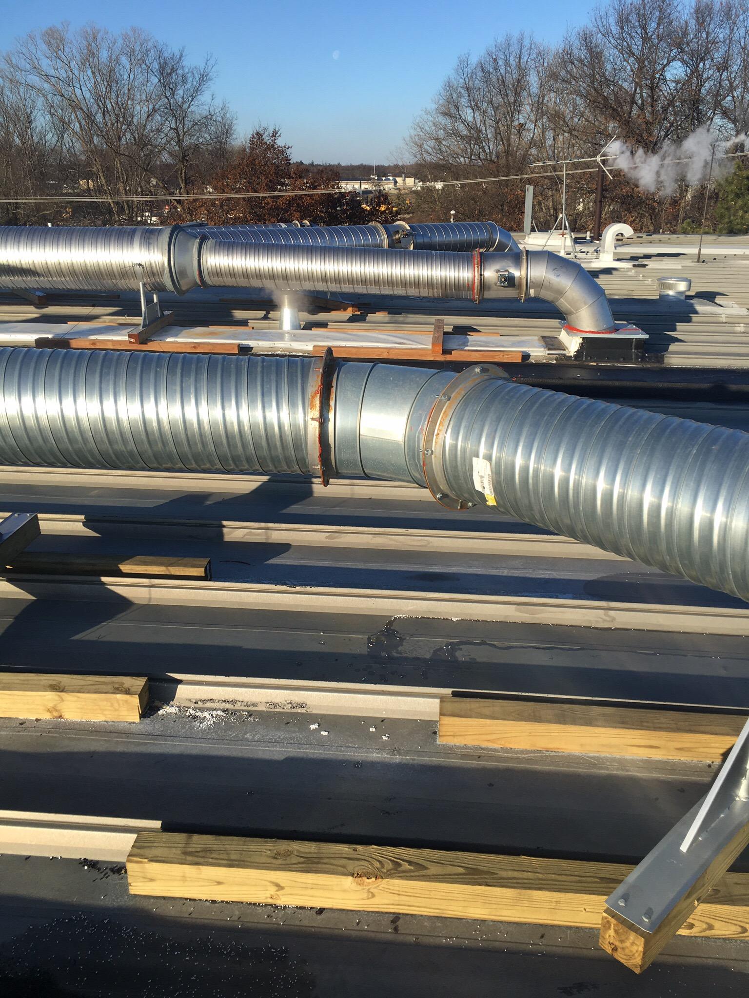 10K SCFM Regenerative Thermal Oxidizer