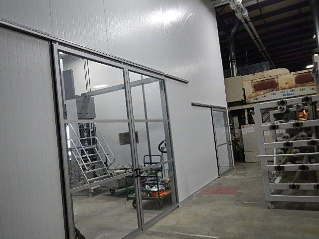 Permanent Total Enclosure Gateway