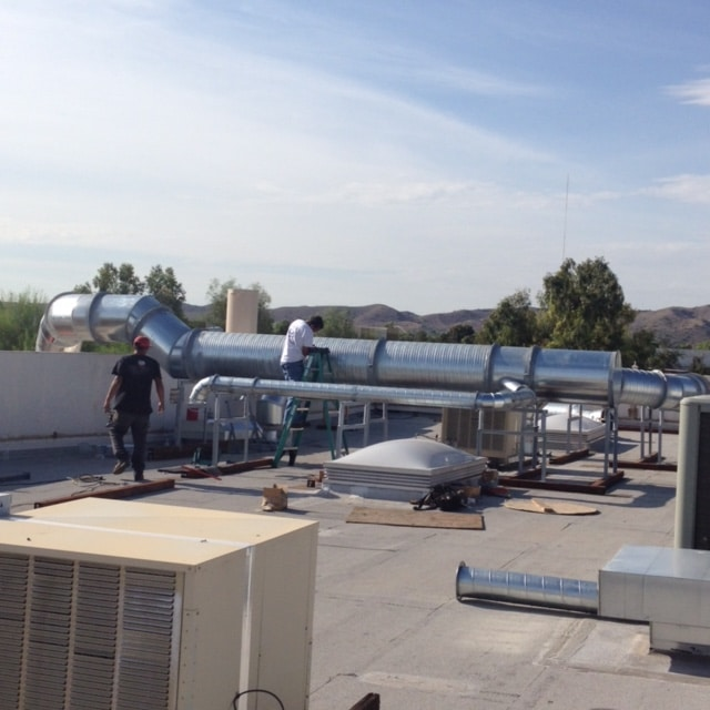 Regenerative Thermal Oxidizer for VOC