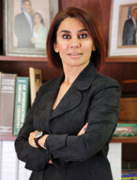 Anoosheh Oskouian - President and CEO