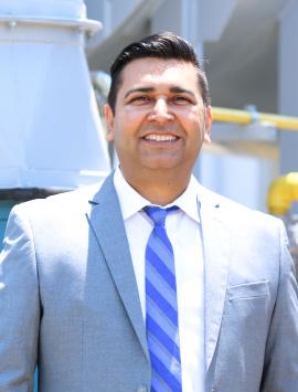 Anu D. Vij - Chief Operating Officer