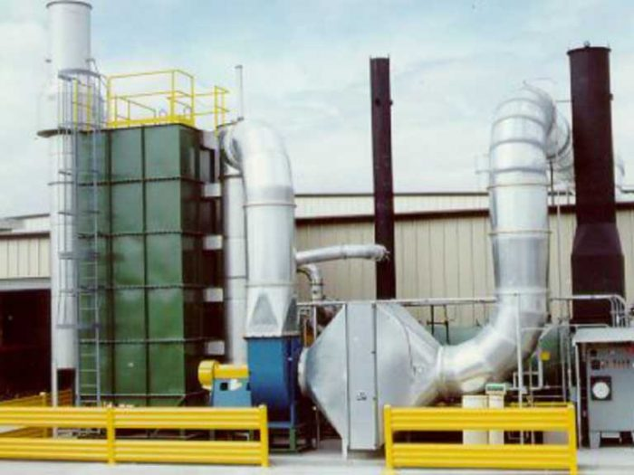 Concentrator / Adsorption Systems