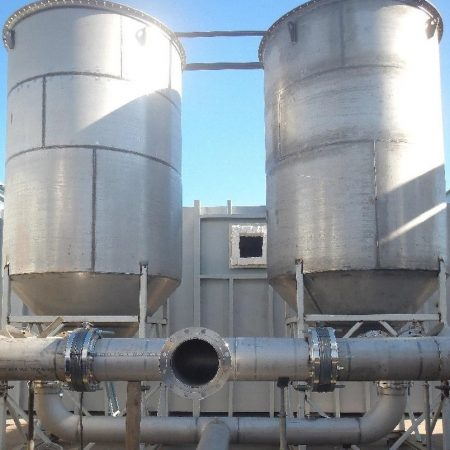 Ship Shore H2S Tank Vessels currently in fabrication