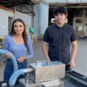 High school student helps create disinfecting device during pandemic
