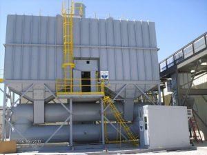 Ship & Shore 60,000scfm RTO for Packaging Application