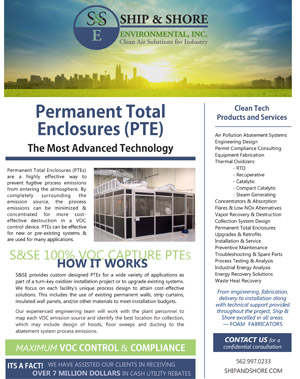 Permanent Total Enclosures Brochure