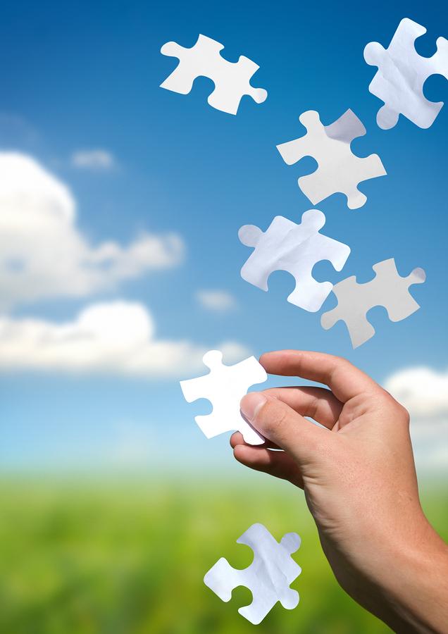 Pulling Puzzle Pieces