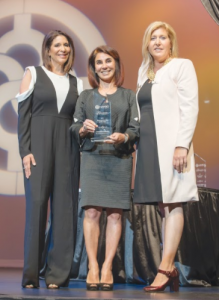 Anoosheh Oskouian Honored as Business Owner
