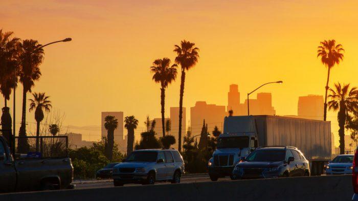 Air Pollution in California